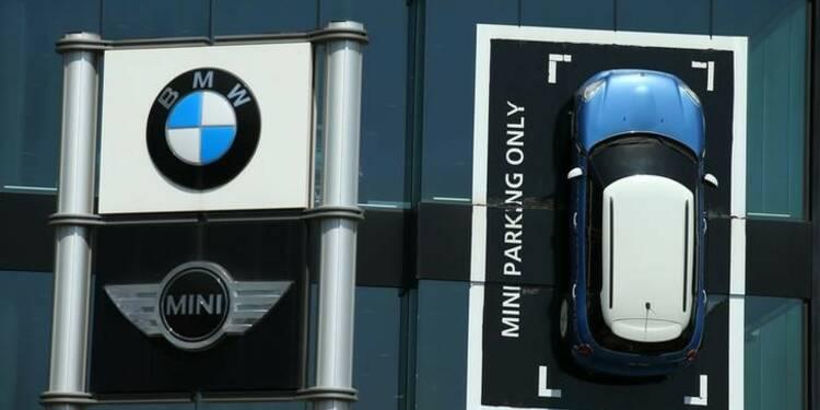 Great Wall dit discuter coopération avec BMW sur les Mini