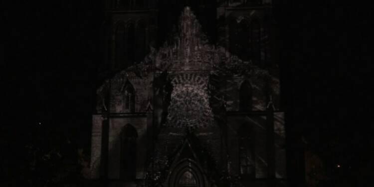 La fête des lumières illumine le centre historique de Prague