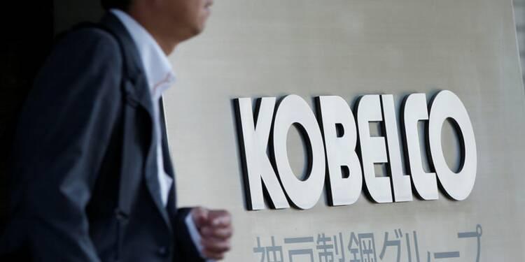 Le scandale Kobe Steel étendu à l'acier