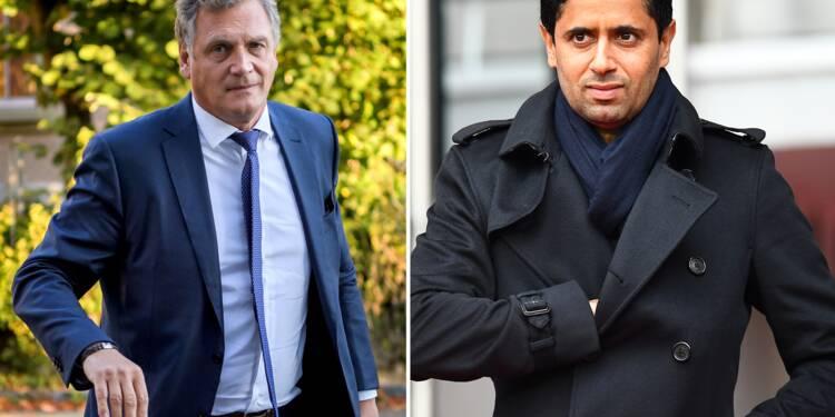 Soupçons de corruption: Al-Khelaïfi va s'expliquer en Suisse