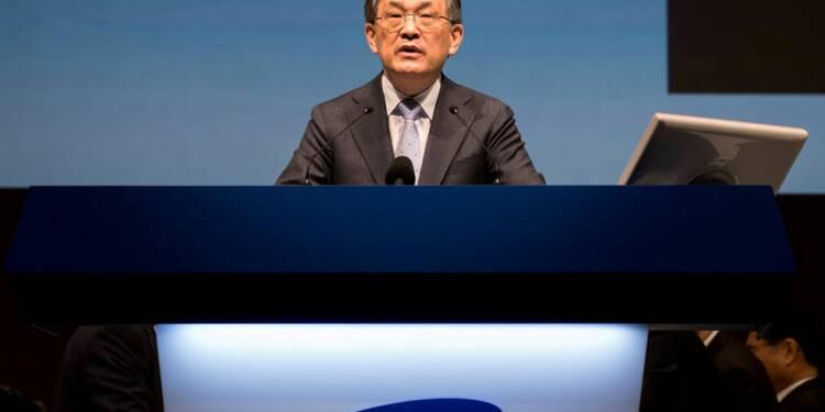 Le DG de Samsung annonce sa démission, résultats record
