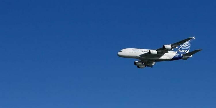 La FAA ordonne une inspection des moteurs GP7200 de l'A380