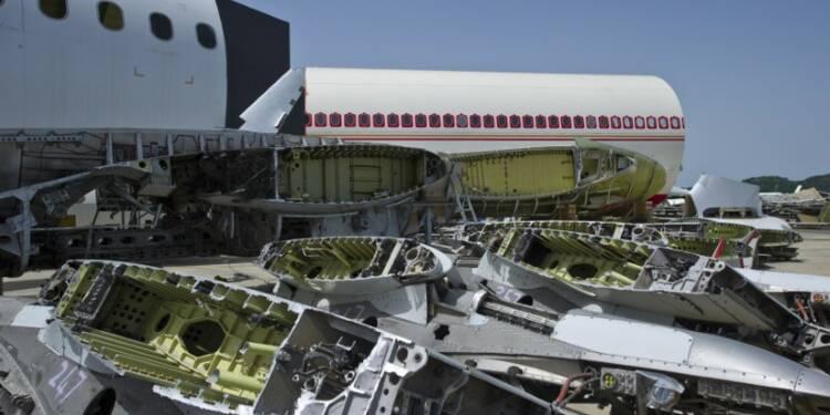 France: Tarmac Aerosave ouvre un troisième sitede stockage d'avions
