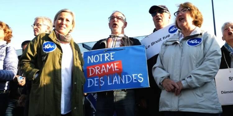 Les pro-Notre-Dame-des-Landes donnent de la voix