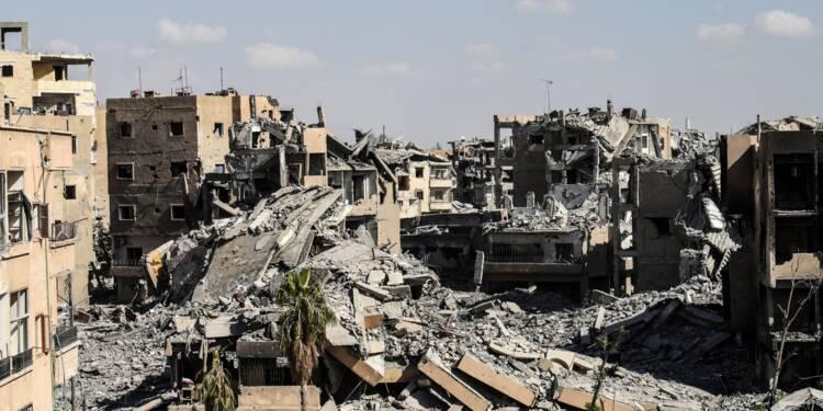 """La bataille de Raqa dans sa """"phase finale"""", la plupart des civils évacués"""