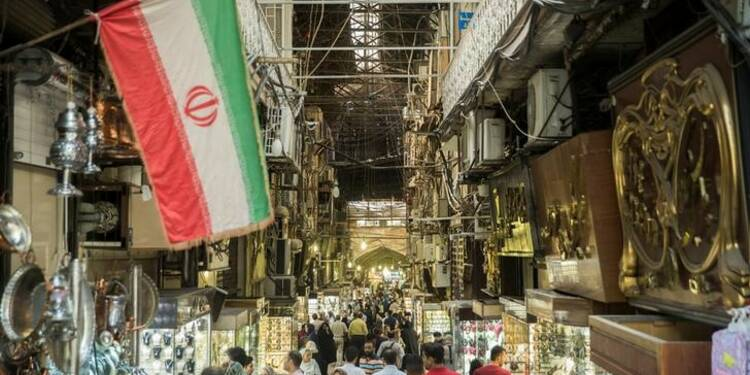Les contrats signés par l'Iran avec des sociétés étrangères