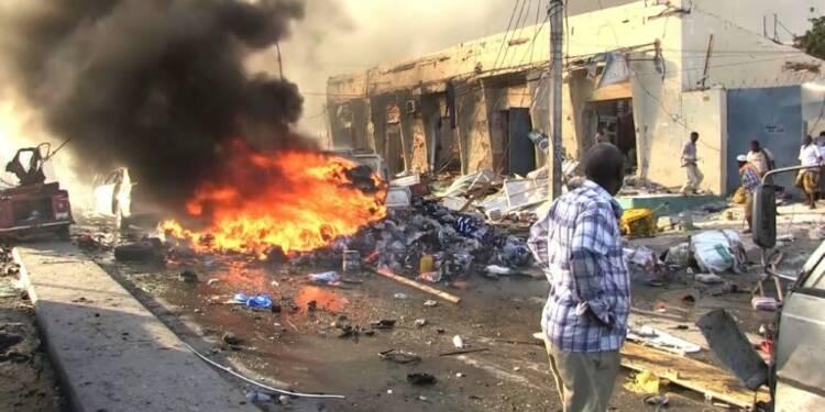 Somalie: au moins 137 morts dans l'attentat de Mogadiscio