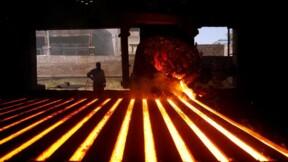 Ralentissement attendu de la demande mondiale d'acier en 2018