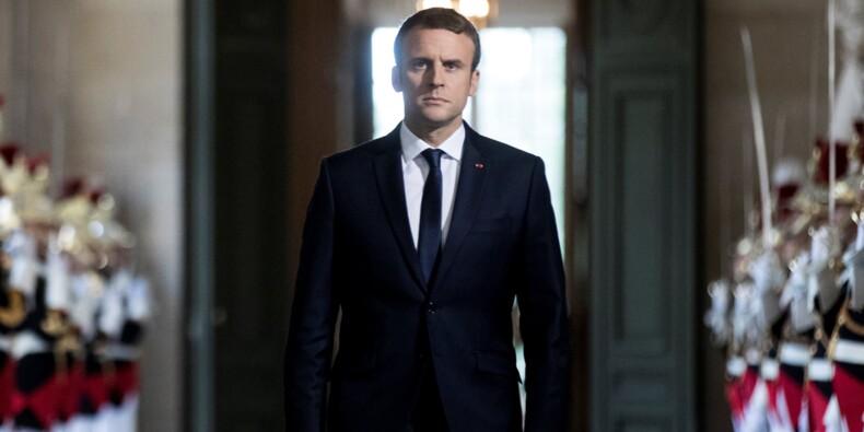 """Emmanuel Macron : """"C'est moi le patron!"""""""