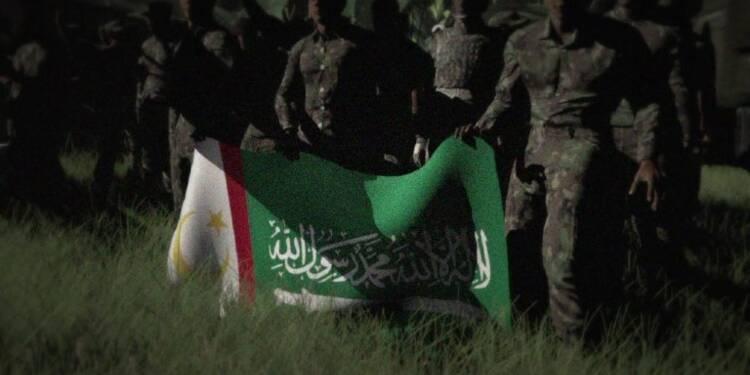 L'insurrection musulmane aux Philippines