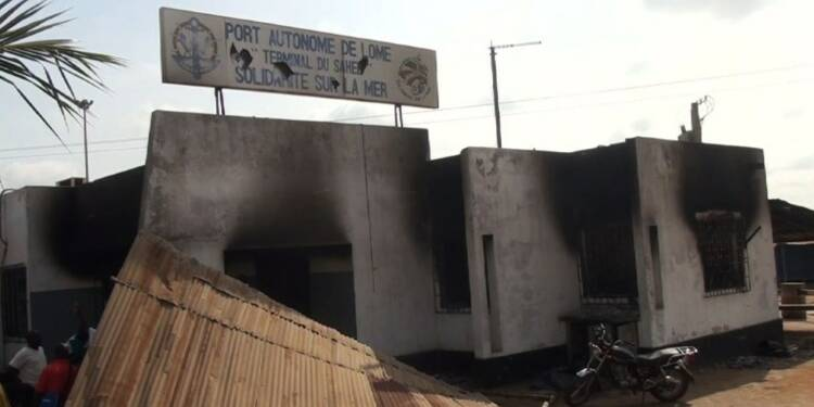 Violents heurts au Togo: trois morts, dont deux militaires