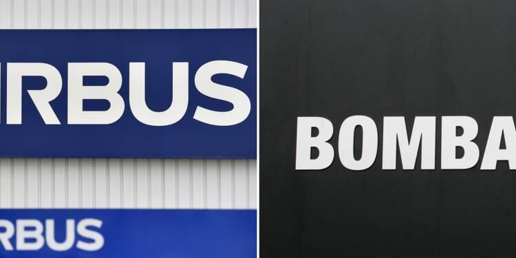 Airbus et Bombardier vers de nouveaux horizons avec la CSeries