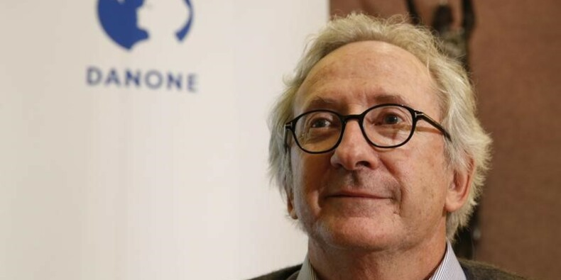 Danone au plus haut en Bourse, Franck Riboud serait sur le départ