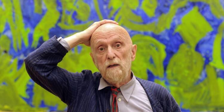 FIAC : comment miser sur Alechinsky, l'artiste contemporain chouchou du président Macron ?