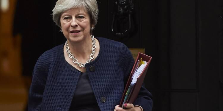 Sommet européen: May veut mettre les relations post-Brexit au centre des discussions