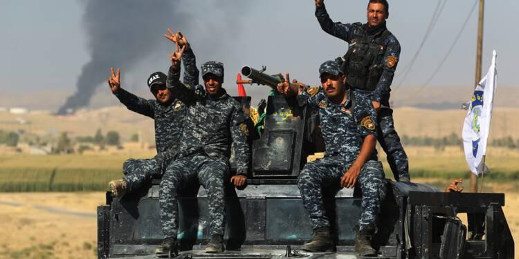 Irak: les kurdes perdent les zones disputées, élections reportées
