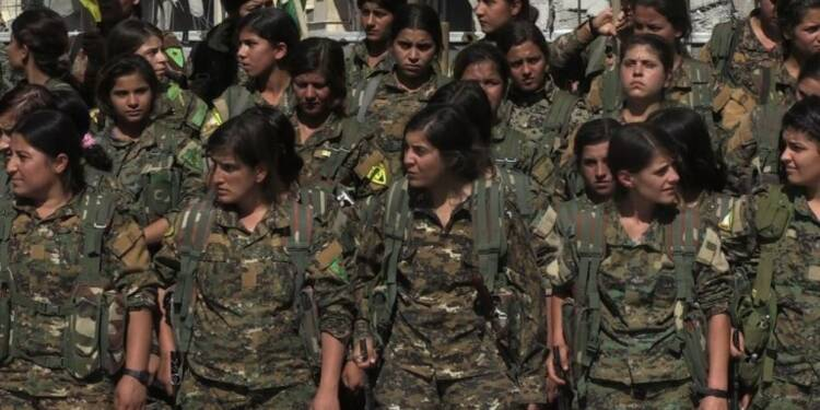 Syrie: Raqa en passe d'être remise à une autorité civile