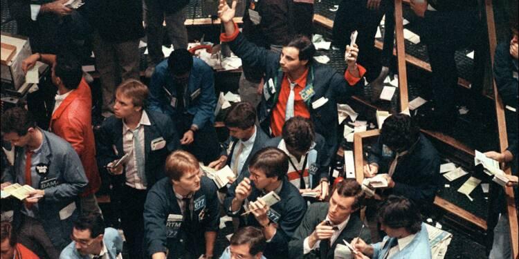Le krach de 1987 a 30 ans : pourquoi il pourrait se reproduire