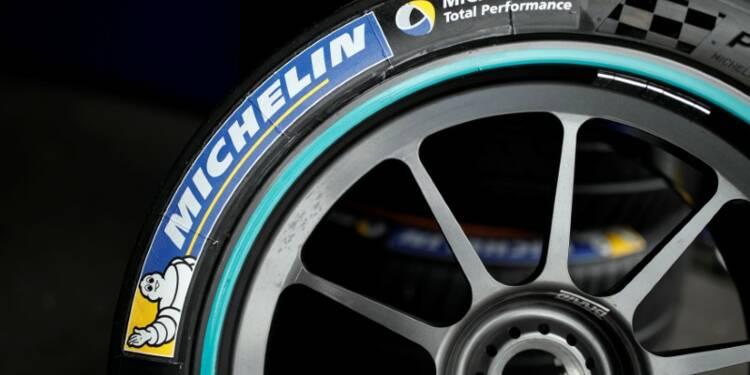 Michelin: CA trimestriel en hausse, impact négatif des changes revu en hausse