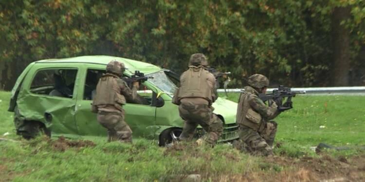 L'armée française se prépare au retour des jihadistes de l'EI