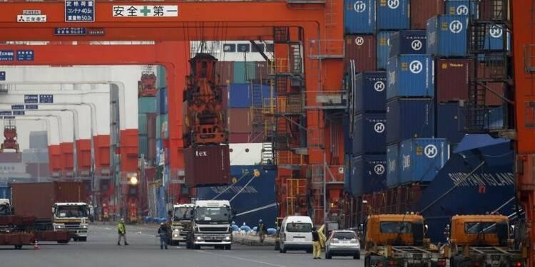 Japon: Léger ralentissement de la croissance des exportations