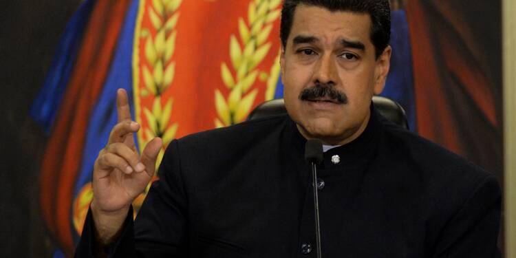 Maduro annonce la création d'une monnaie virtuelle au Venezuela