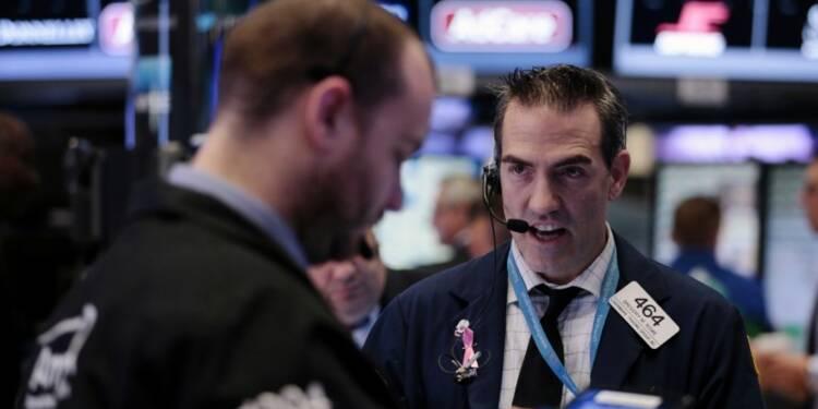 IBM propulse le Dow Jones au-dessus des 23.000 points