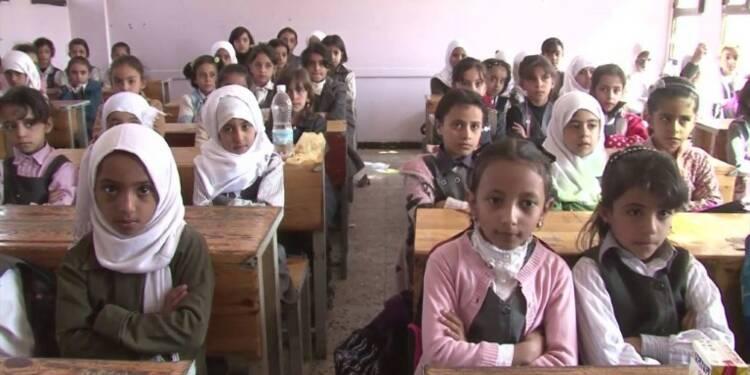 Au Yémen, une grève prive d'éducation des millions d'enfants