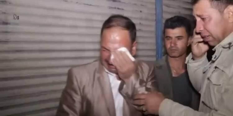 Kaboul: au moins 39 morts dans l'attentat contre une mosquée
