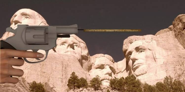 Les armes à feu aux Etats-Unis