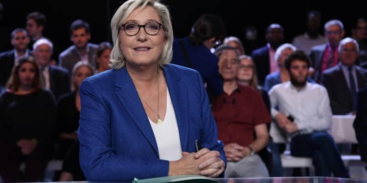 Comment Marine Le Pen explique les 2.000 euros d'augmentation de sa rémunération