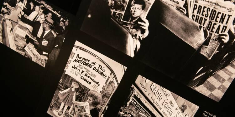 Dossiers Kennedy: Washington met en ligne des milliers de documents