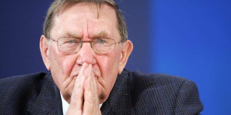 L'ancien secrétaire général de la CGT Louis Viannet est mort