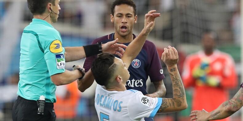 Ligue 1: le PSG se sauve malgré le coup de sang de Neymar