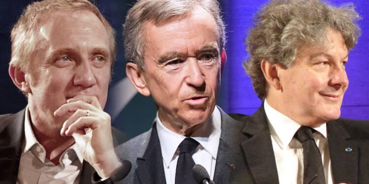 14 patrons français dans le top 100 mondial de la Harvard Business Review