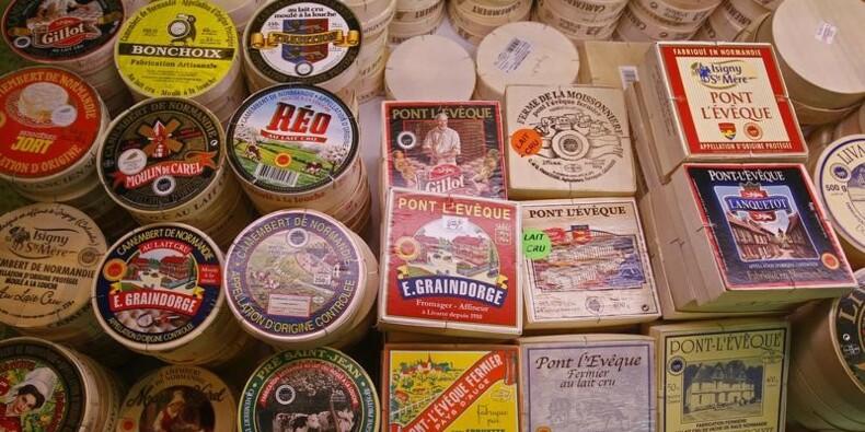 La Chine rouvre ses tables aux fromages européens