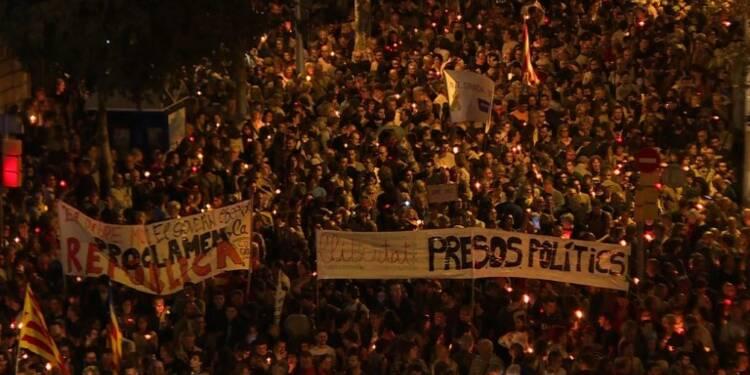 Une résistance pacifique se prépare en Catalogne