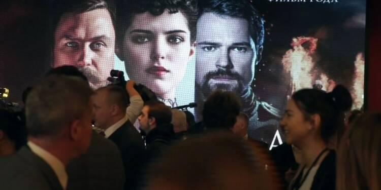 Russie: sept arrestations à la première d'un film sur Nicolas II