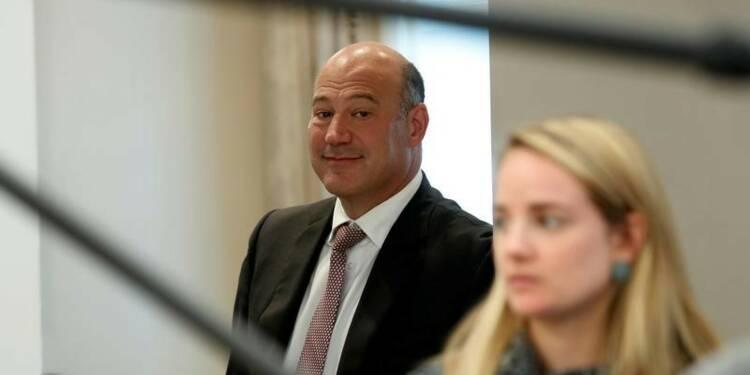 Trump n'envisage pas de nommer Cohn président de la Fed