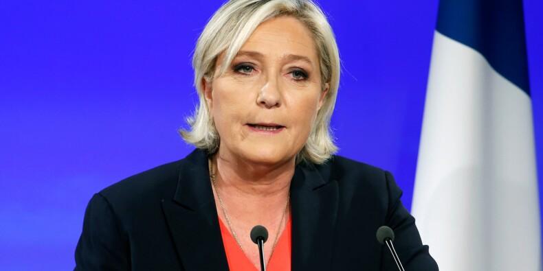 Le gros chèque que le fisc réclame au micro-parti de Marine Le Pen