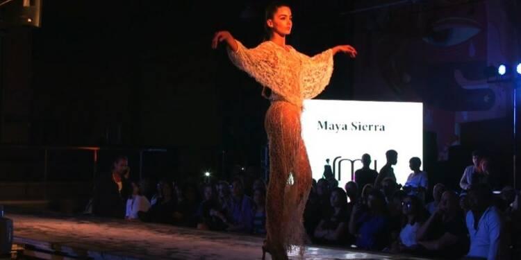 Ouverture de la Fashion week à Cuba