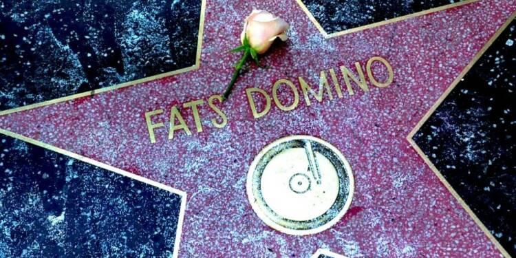 Hommage à Los Angeles après la mort du rockeur Fats Domino