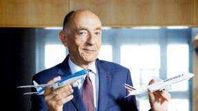 Les projets de Jean-Marc Janaillac, PDG d'Air France-KLM