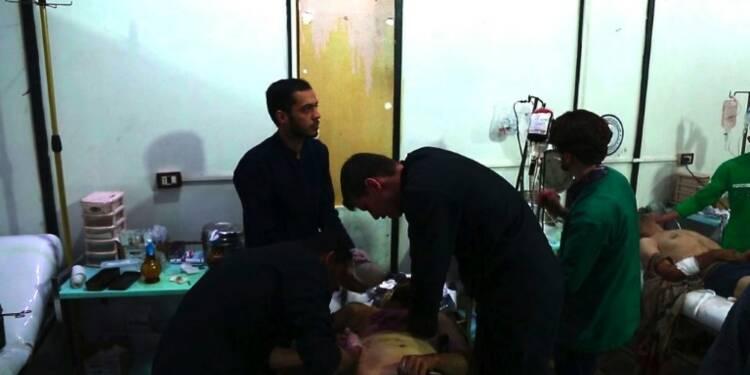 Syrie: au-moins 6 morts dans des raids sur Douma (OSDH)