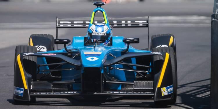 Renault va passer le volant à Nissan en Formule E