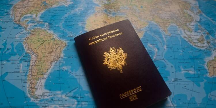 Les pays où les Français n'ont pas besoin de visa pour voyager (et ceux où il en faut)