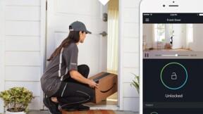 Amazon Key : la serrure connectée pour ouvrir la porte aux livreurs en cas d'absence