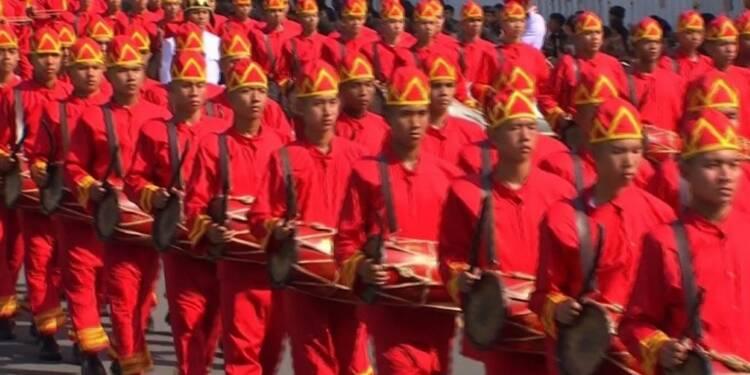 Thaïlande: funérailles grandioses orchestrées par la junte