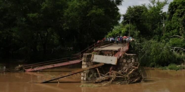 Nicaragua: des pluies torrentielles font 5 morts