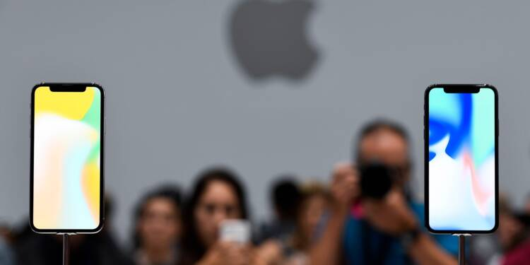 Le prix de l'iPhone X avec forfait chez Orange, SFR, Bouygues, Free, Sosh et Red